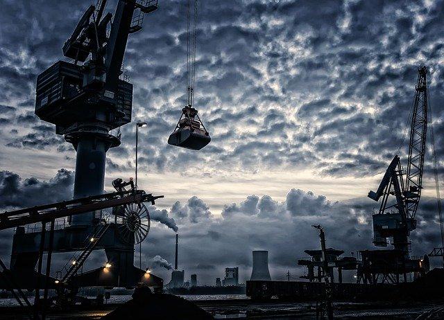 Порты тихого океана список